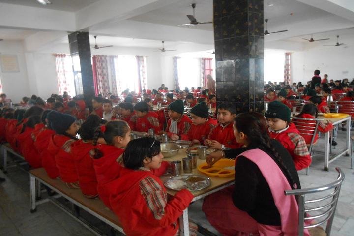 Sai International School-Dining Hall