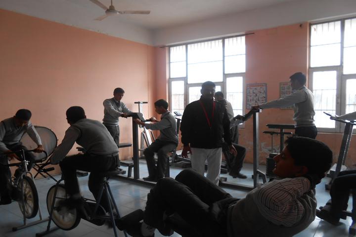 Sai International School-Gym