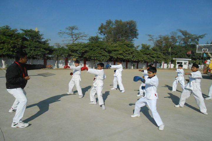 Sai International School-Karati