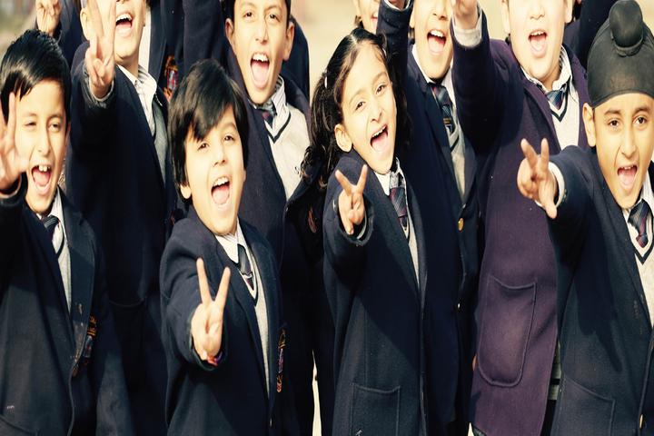 Sai International School-Kids