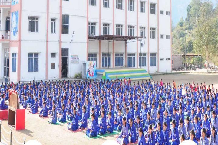 Sant Bal Yogeshwar Bhartiya Vidya Mandir Dadwara-Assembly