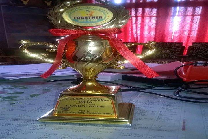 Sant Bal Yogeshwar Bhartiya Vidya Mandir Dadwara-Award