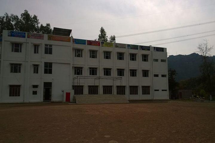 Sant Bal Yogeshwar Bhartiya Vidya Mandir Dadwara-Building