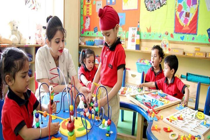Sant Bal Yogeshwar Bhartiya Vidya Mandir Dadwara-Kids Playroom