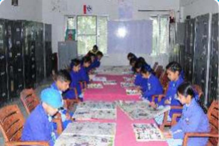 Sant Bal Yogeshwar Bhartiya Vidya Mandir Dadwara-Library