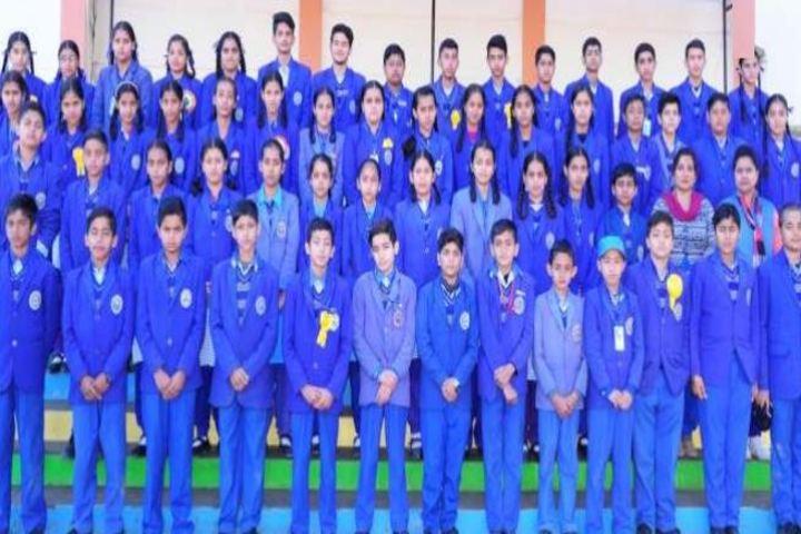 Sant Bal Yogeshwar Bhartiya Vidya Mandir Dadwara-Students