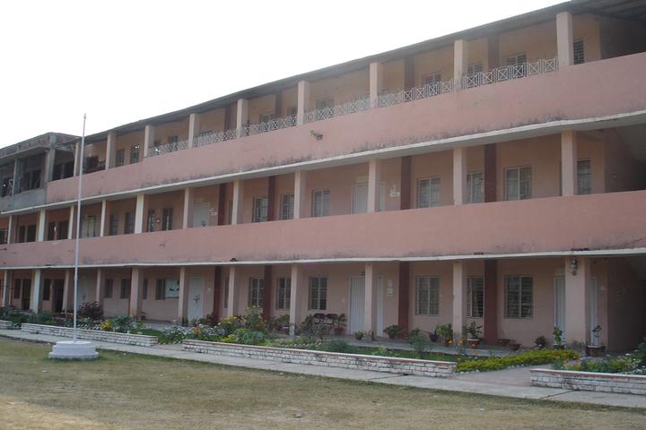 Sh Guru Gang Devji Model School-Building