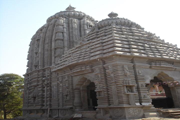 Sh Guru Gang Devji Model School-Temple
