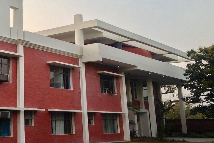 Springdales School-Building