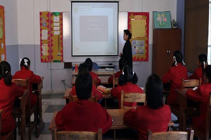 Springdales School-Class room