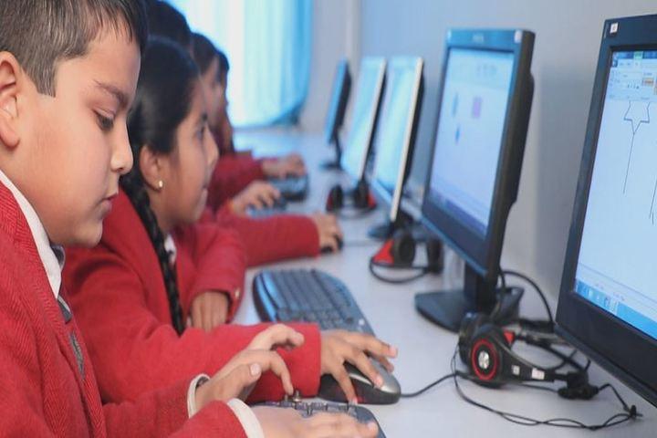 Springdales School-Computer Lab