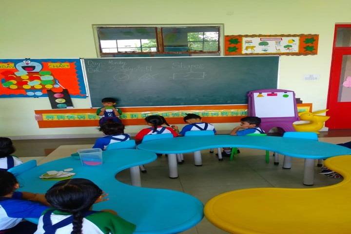 Springdales School-Kids Class Room