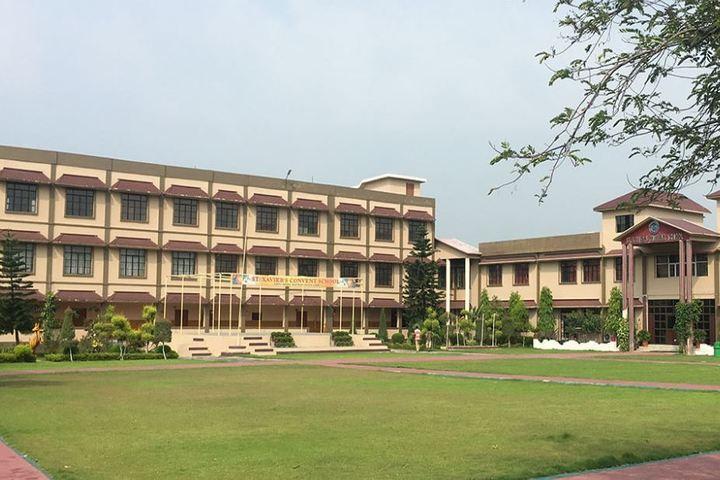 St Xaviers Convent School-Ground