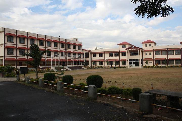 St Xaviers Convent School-Play Ground