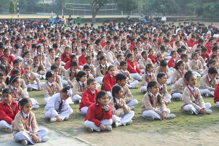 St Xaviers Convent School-Assembly