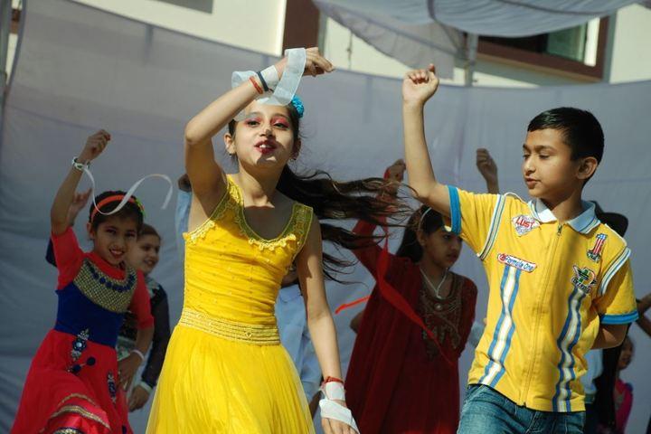 St Xaviers Convent School-Dance