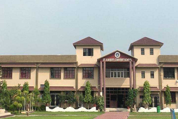 St Xaviers Convent School-Building