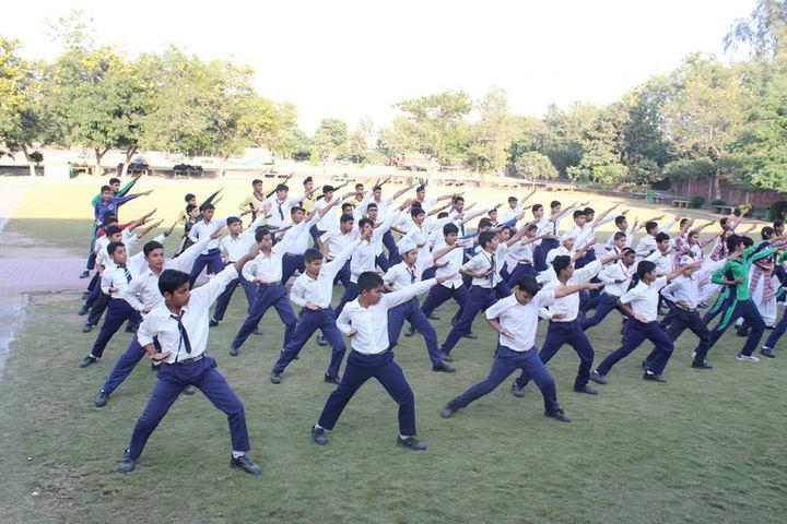 St Xaviers Convent School-Karate
