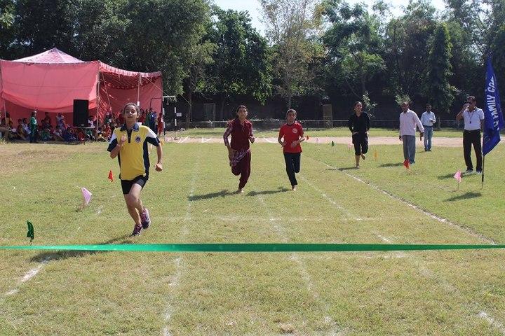 St Xaviers Convent School-Running