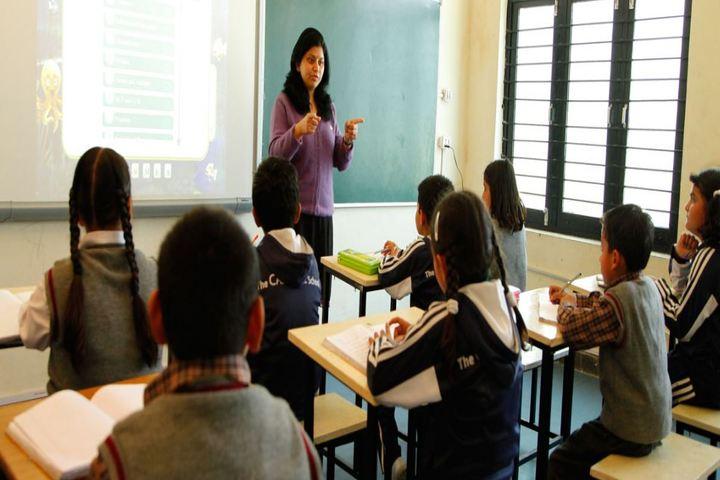 The Calliope School-Classroom