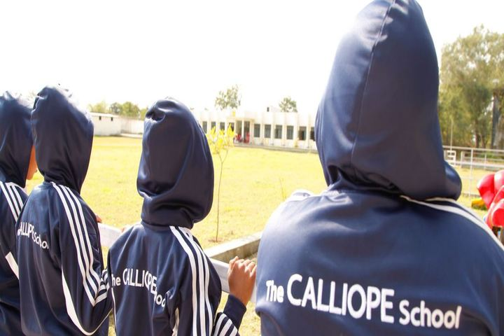 The Calliope School-Playground
