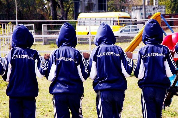 The Calliope School-Sports