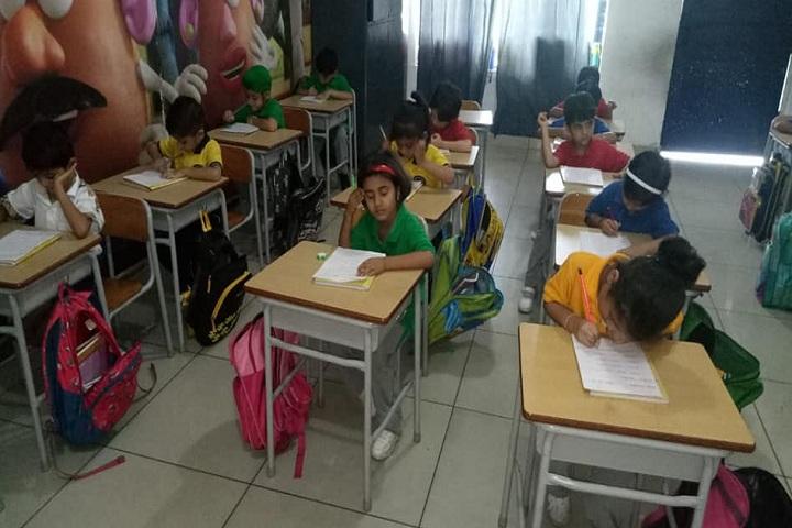 The Pathways International School-Classroom