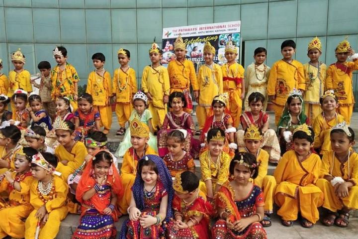 The Pathways International School-Events celebration