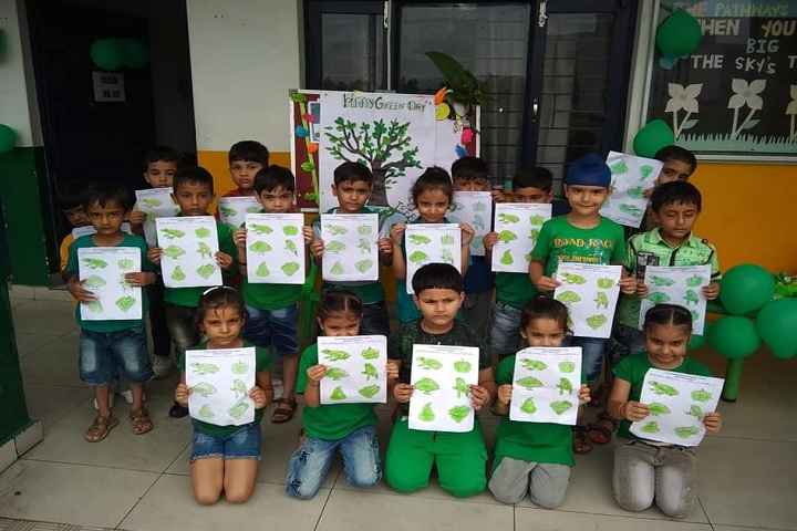 The Pathways International School-Events green day