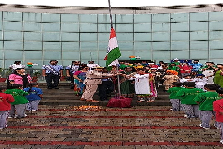 The Pathways International School-Events republic day