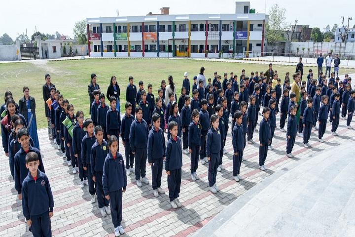 The Pathways International School-Others prayer