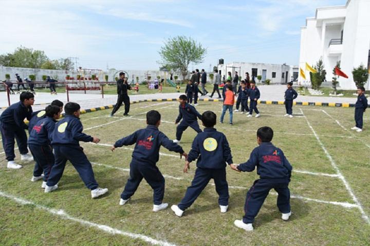 The Pathways International School-Sports