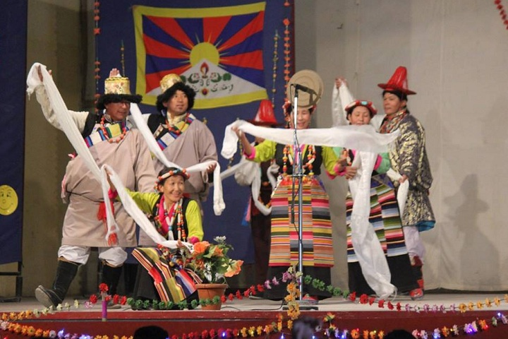 The Tibetan Sos Childrens Village School-Events function