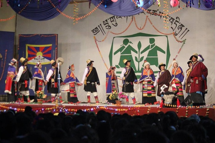 The Tibetan Sos Childrens Village School-Events programme