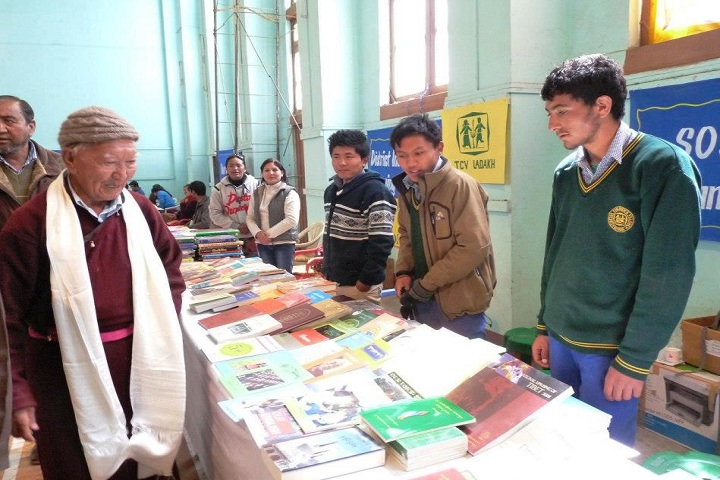 The Tibetan Sos Childrens Village School-Others exhibition