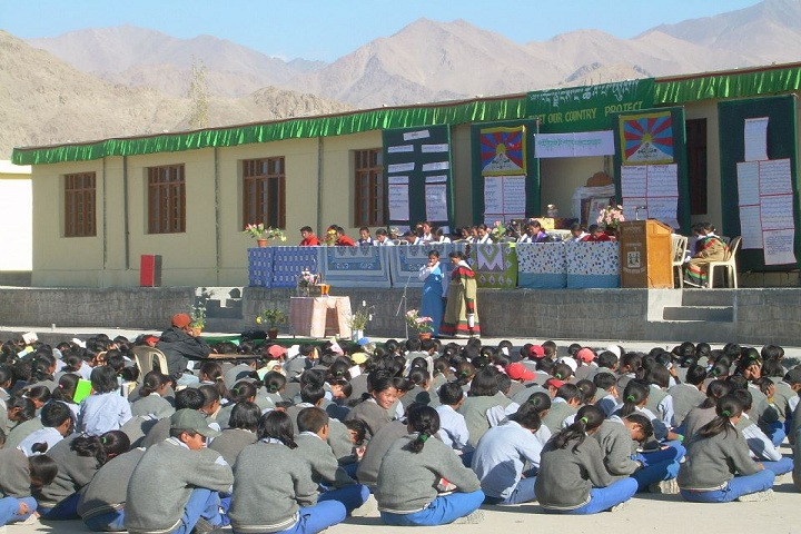 The Tibetan Sos Childrens Village School-Others function