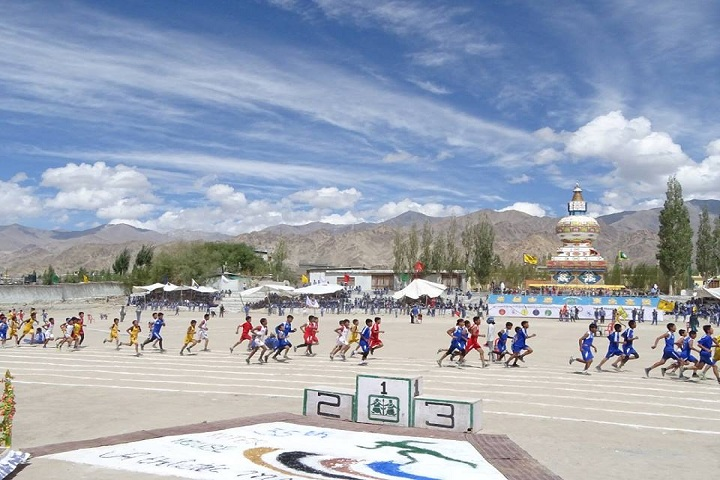 The Tibetan Sos Childrens Village School-Sports