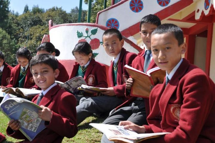 Tawang Public School-Activity