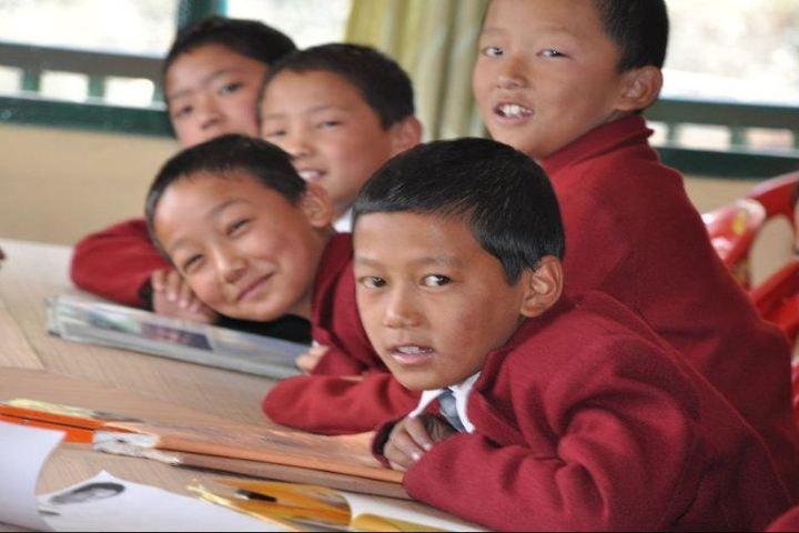 Tawang Public School-Library