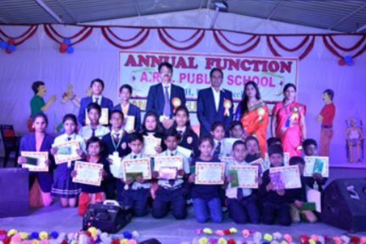 A R S Public School-Achievement