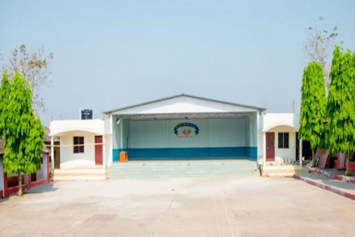 A R S Public School-Assembly
