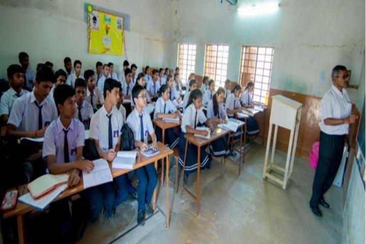 A R S Public School-Classroom