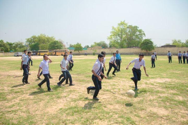 A R S Public School-Football
