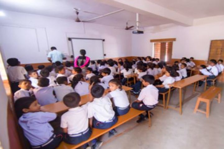 A R S Public School-Smart Classroom
