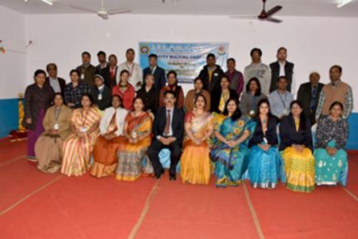 A R S Public School-Workshop
