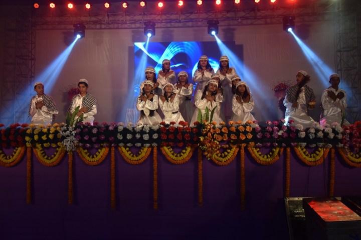 Adarsh Vidya Mandir-Annual Function