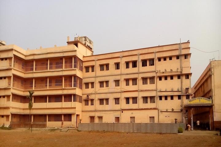 Adarsh Vidya Mandir-School-Building