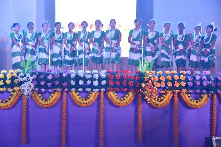 Adarsh Vidya Mandir-Singing