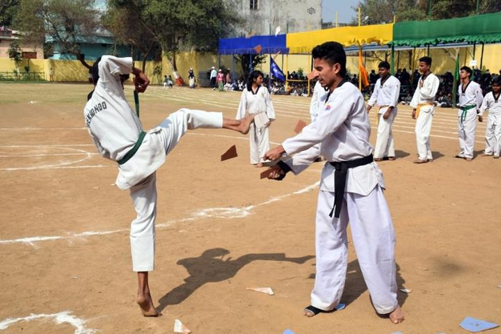 Adarsh Vidya Mandir-Sports