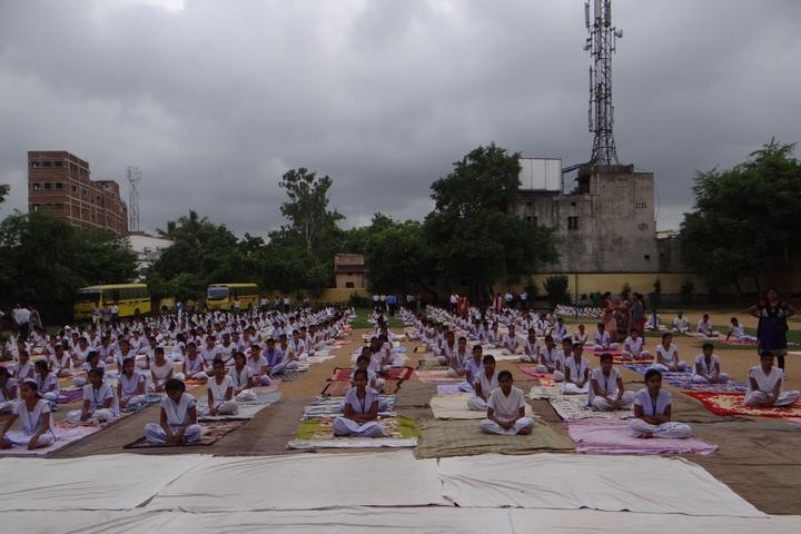 Adarsh Vidya Mandir-Yoga